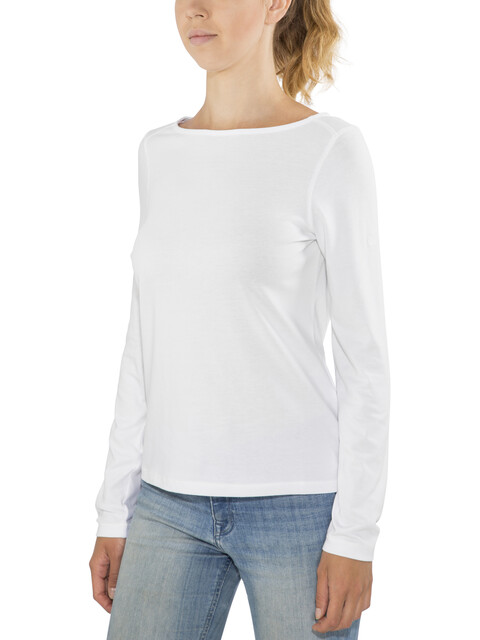 Craghoppers NosiLife Erin Longsleeve Top Women Optic White